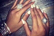 White Nails / by Blaq Vixen Beauty