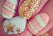 Nails beauty and hair