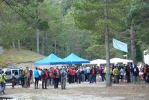 5a marxa La Joca (els Ports, 6/4/2014) / La Joca Club Alpí va organitzar 6/4/2014 la 5a marxa que porta el nom d'aquesta entitat excursionista de Roquetes, amb 200 participants que van poder triar un dels tres itineraris proposats pel parc natural dels Ports. El més llarg, d'uns 14,5 Km, passava per Pallers, moleta Redona, Caro, coll del Vicari, roca Comptadora i tornava des de Pallers fins al lloc de sortida (zona de cova Avellanes). Més fotos a http://ebreactiu.cat/pagina/ca/album-5a-marxa-la-joca-els-ports