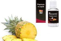 e-Liquids für jeden Geschmack! / Eine Vielfalt von e-Liquids von www.riccardo-zigarette.de. Tabak, Früchte, Getränke, Süßigkeiten, Kräuter & Gewürze und mehr!