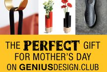 The perfect gift for Mother's Day on geniusdesign.club / The perfect gift for Mother's Day on  https://www.geniusdesign.club/fr GeniusDesign International #geniusdesign_international #geniusdesign #gift #Motherday #Candleholders #Candle #DIY