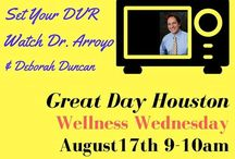 Dr. Julio Arroyo / Invitations and Activities