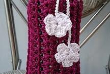 crochet coasters and cozies
