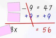 Pre-Algebra Unit 3: Equations & Inequalities