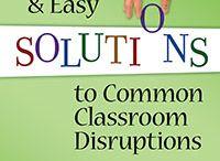 Education-classroom management / by Rosa Isela
