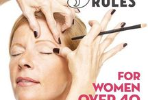 Makeup for middle age