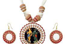 Handicraft - Terracotta Jewellery