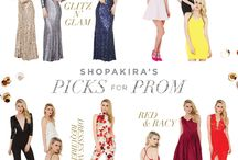 + PERFECT FOR PROM + / by ShopAKIRA.com