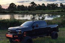 Lifted Diesel Trucks