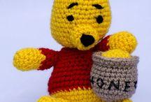 Winnie the Pooh Amirogumi