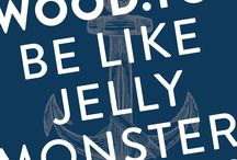 WOOD.YOU? / WOOD.YOU be like Jelly Monster?