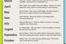 Bucket Lists / by Angela Byrd