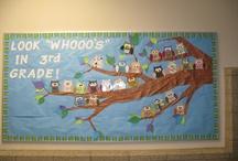 Bulletin board ideas / by Trina White