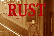 Rust / All about the Victorian crime novel Rust, by Margaret Callow