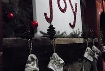 Holly Jolly Holidays / by Donna De Jong