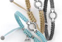 macramé pulseiras