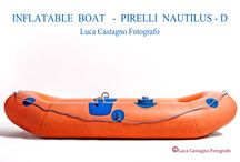 Canotti Pirelli / Canotto pirelli Nautilus D - Gabbiano - Laros 5 P.H. Luca Castagno