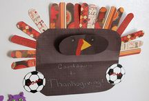 Thanksgiving Crafts / by Kristina Everhart