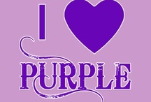 I just love purple