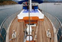 SELYA / #gulet, #yacht, #bluevoyage, #yachtcharter, www.cnlyacht.com