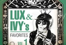 Lux and Ivy's Favorites vol. 1-16