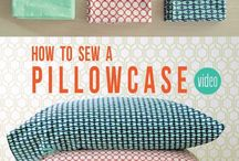 See pillow cases