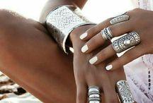 Booho, boho, bohemia jewellery, jewel, ring / ring, boho, boohoo, jewel