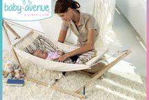 Ρηλάξ μωρού Baby Avenue