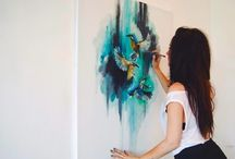 schilderen olie