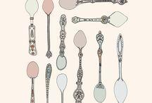 cutlery / by Nelson Garcia