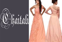 New Stylish Gowns- By Chaitali Jhunjhunwala