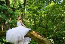 Woodland Bride Inspiration