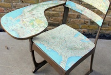 A Map Makers Delight / Fun and learning for all - with maps!