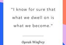 Dwell.