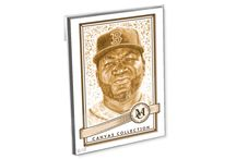 2016 Topps Museum Baseball Wall Art / by The Topps Company
