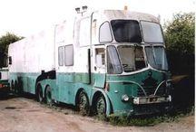 Trucks, vans and buses