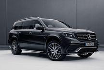 Mercedes GLE 500