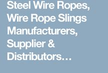 Wire Rope Slings / Wire rope slings