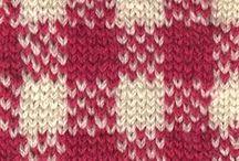 pletení reverzní