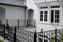 Fencing and balustrade
