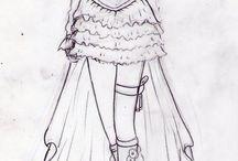 Fashion Design-Sketches