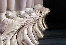 Pointe Shoes in Photography / From far and wide and in a million different settings.