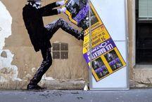 arte callejero. Grafitis