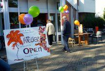 GALERIE VELDHOVEN / Wat je kunt bewonderen in de galerie van www.michaelart.nl en Atelier Thea