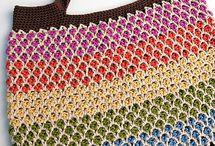 Crochet - doilies,bags, cushions & tea cosies