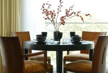 Dining Room Spaces / by Arlene Onedera