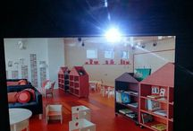 Language Preschool Design Concept / Vision for the new school in Riverdale