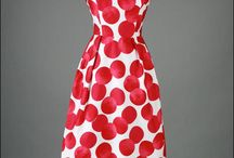 polka dots dress ...