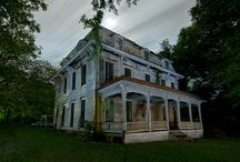 Abandoned but beautiful! / Mansions and houses from the past. / by Susan Goertzen