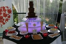 Alma de Chocolate en evento T&C / Presentación en I Edición Wedding Show de T&C Wedding Planners en Club de Golf de La Moraleja.